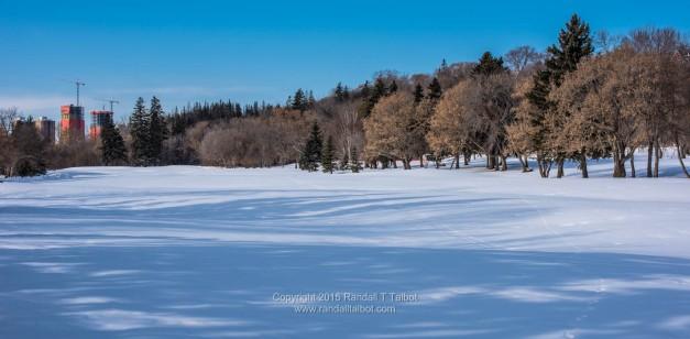 "2015 February 28 - A ""normal"" winter landscape"