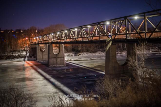 Bridge in the Night