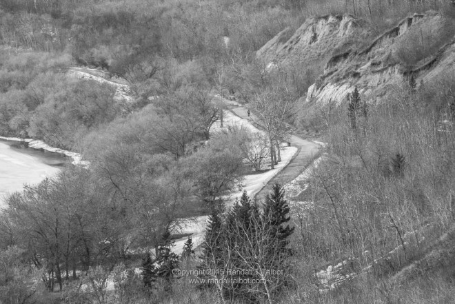 Path by the Hoodoos