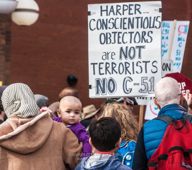 Not Terrorists