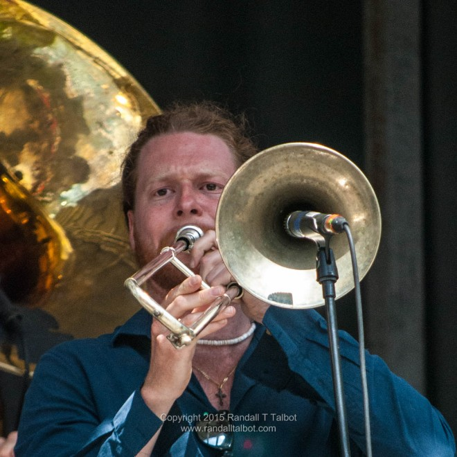 Christopher Butcher, trombone