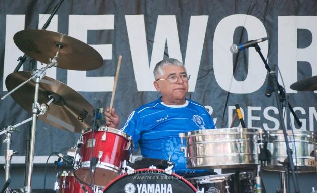 Tilo Paiz, drums