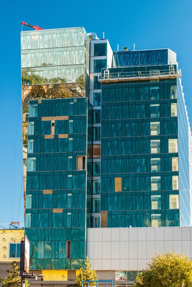 New Hyatt Hotel Nearing Completion